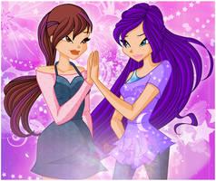 Lunaria Fairies