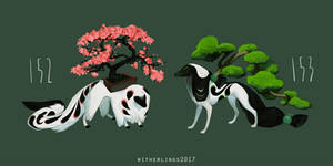 Bonsai Twins - updated by witherlings
