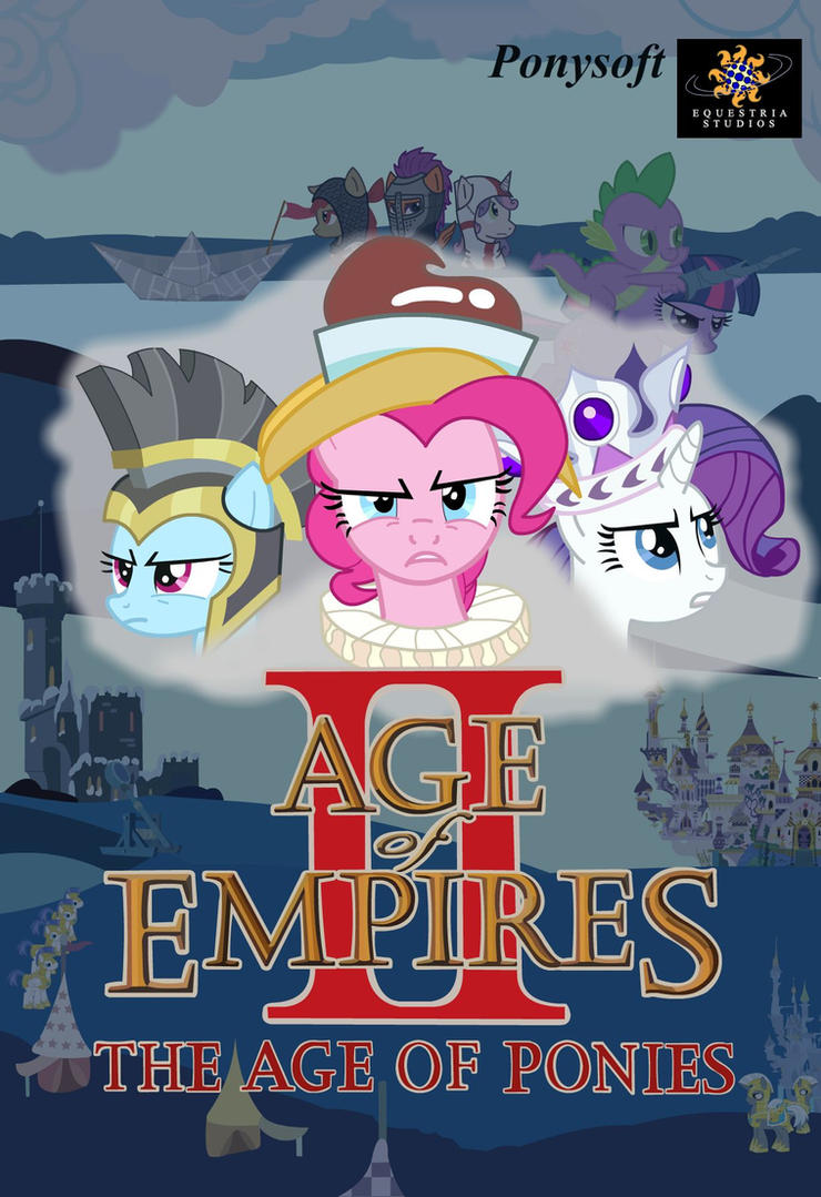 Age of Empires II: The Age of Ponies by SJG454