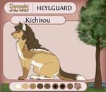 {DotW} Heylguard Omega Kichirou [DECEASED]