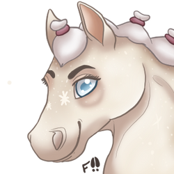 (Commission) River`s Unnamed Horse