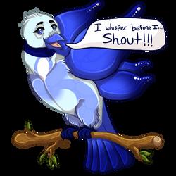 (Gift) Whisper then Shout!