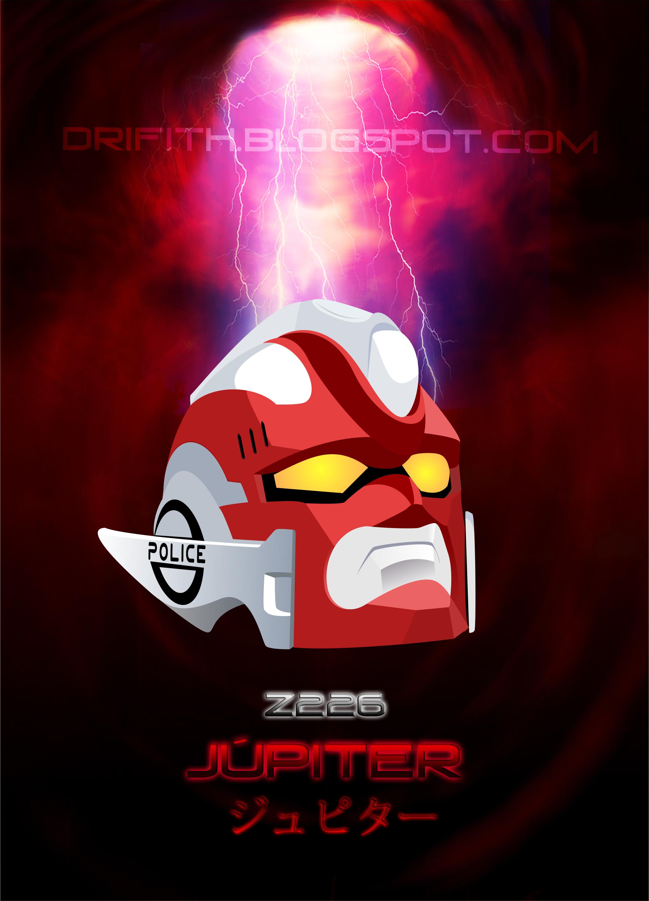 Cybercop Jupiter by drifith
