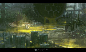 Celsius 13 - Polluted City by Jan-Wes