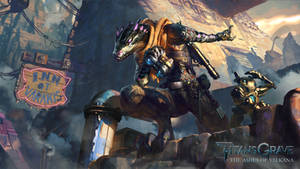 Titans Grave - Aankia by Jan-Wes