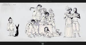 Celsius 13 - People Of Celsius13 #03 by Jan-Wes