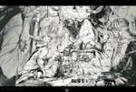 Celsius 13 - Crone Sketch by Jan-Wes