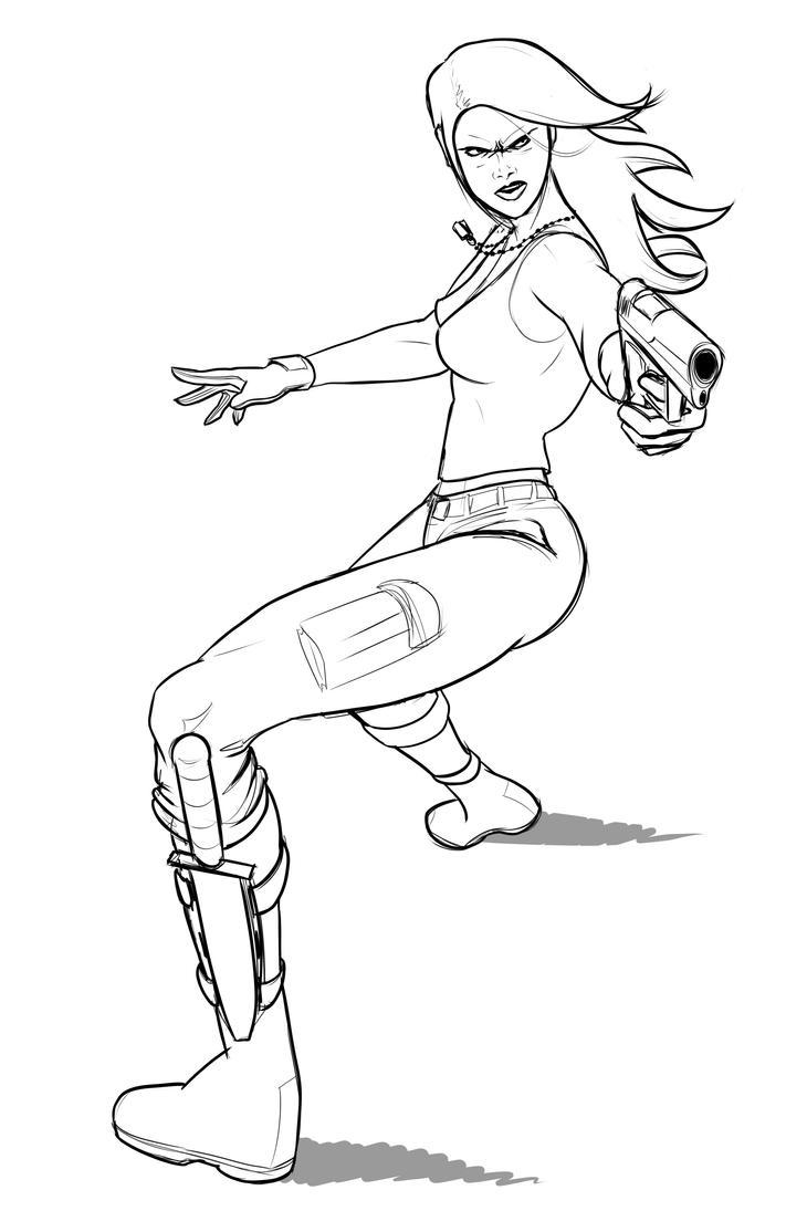 Practice sketch by bgolden1