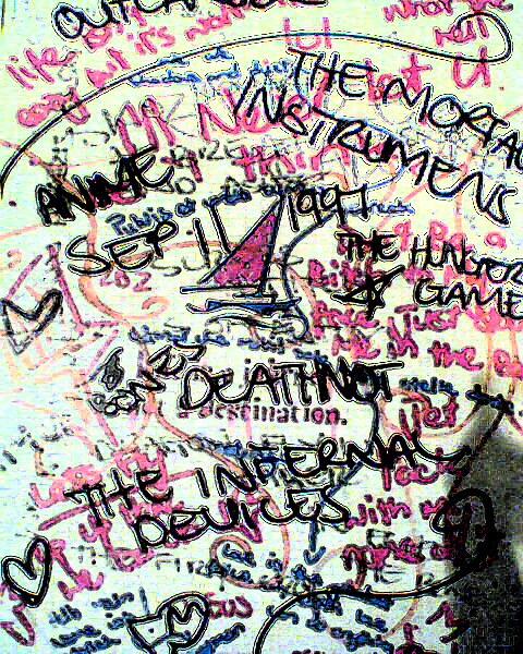 School memories by theloverofTMI