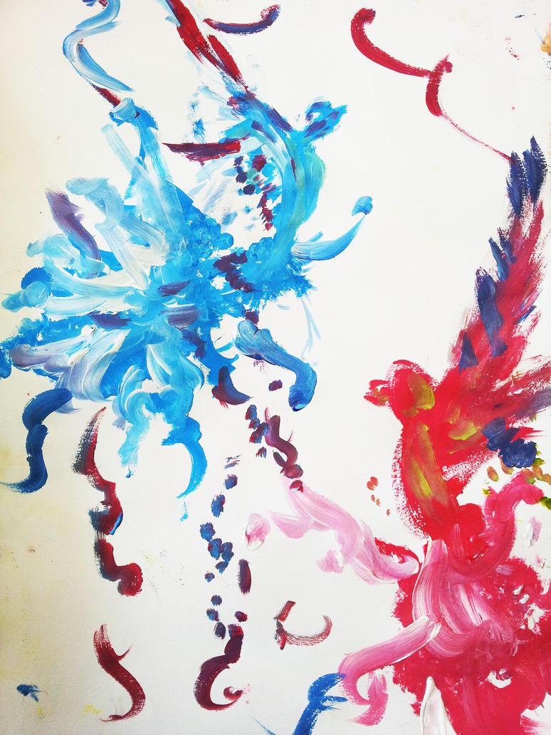 Birds Fading by theloverofTMI