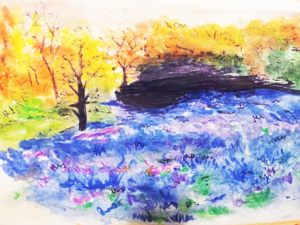 Unedited version of Purple Field by theloverofTMI