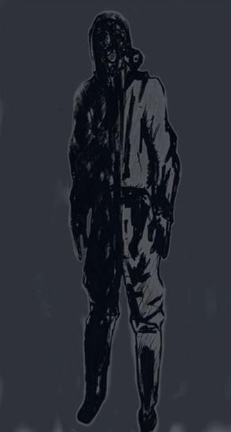 Dark Gas Man by theloverofTMI