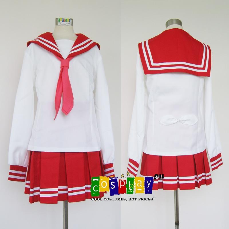 Lucky Star Winter Uniform 85