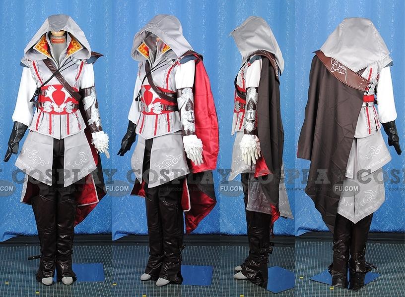 Ezio cosplay by Cosplayfu