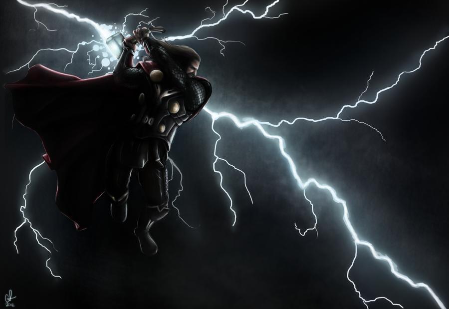 thor the dark world by charleslogan on deviantart