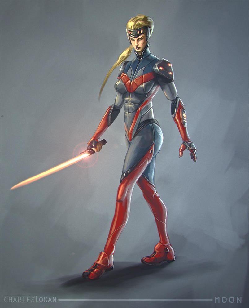 Sailor Moon - Redesign by CharlesLogan