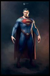 Superman by CharlesLogan
