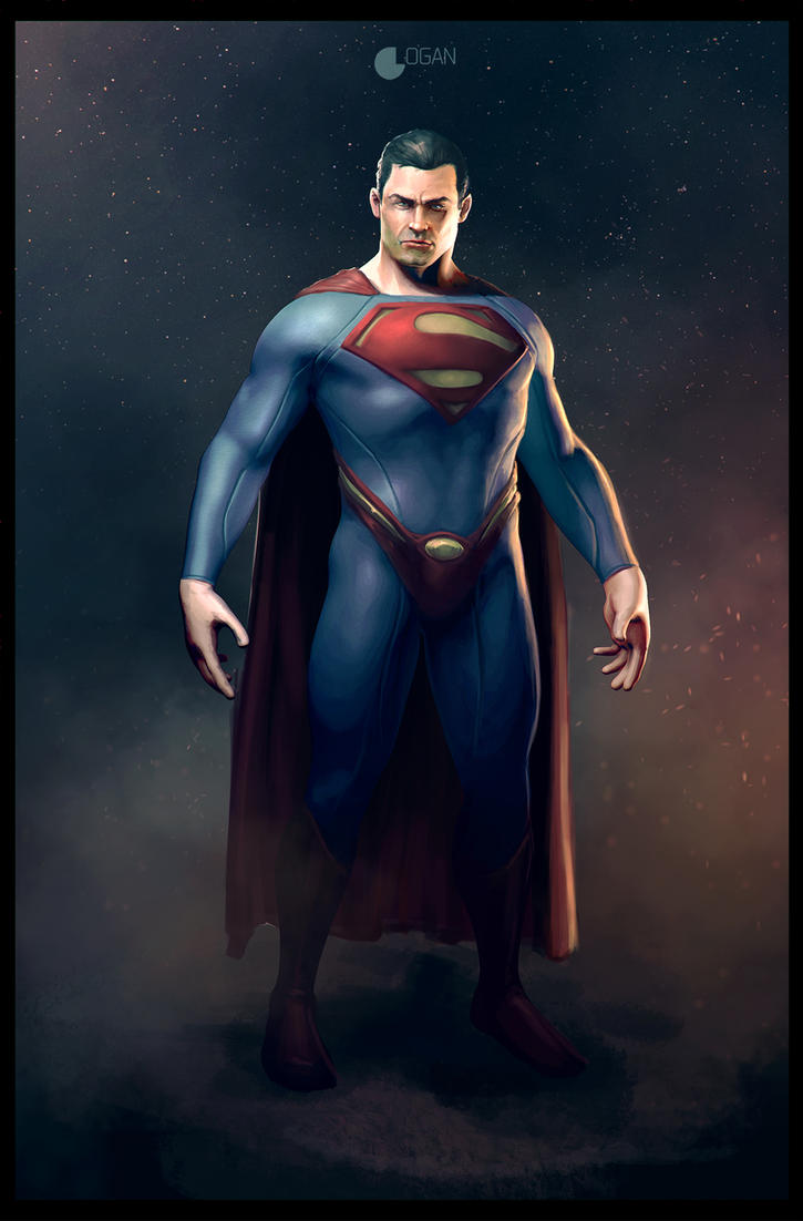 Superman by CharlesLogan