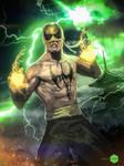 Iron Fist by CharlesLogan