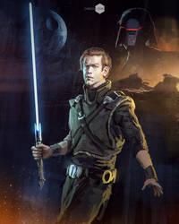 Cal Kestis - Star Wars Jedi: Fallen Order by CharlesLogan