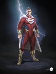 Super Shazam - Speedpaint