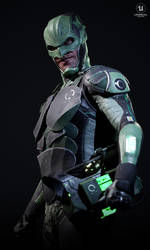 Green Goblin - Realtime Character