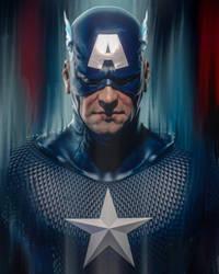 Captain America - Sentinel of Liberty