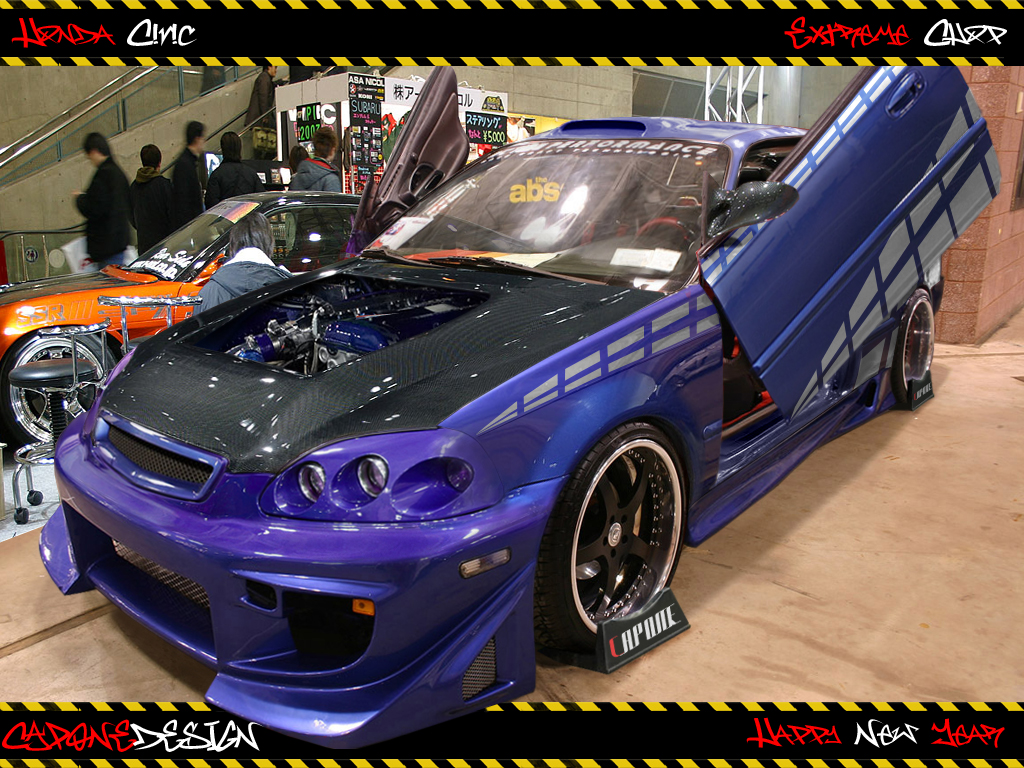 Cool Cars Pictures: Cool Honda Civic Accessories