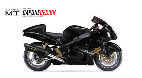Hayabusa Project MT RACING by CaponeDesign