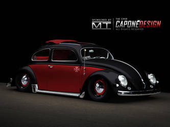 dat Kustom Kever by CaponeDesign