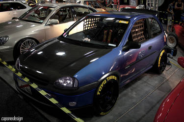 RACE B GSI by CaponeDesign