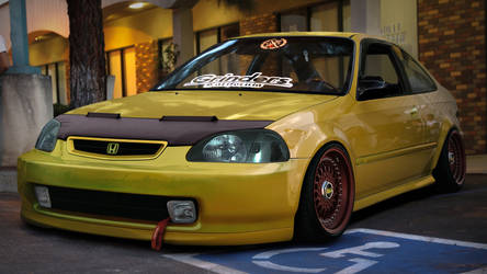Bagged EJ8 by CaponeDesign