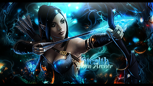 Stealth - Archer by Stealthy4u