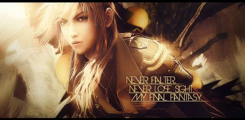 Final Fantasy 13 by Stealthy4u