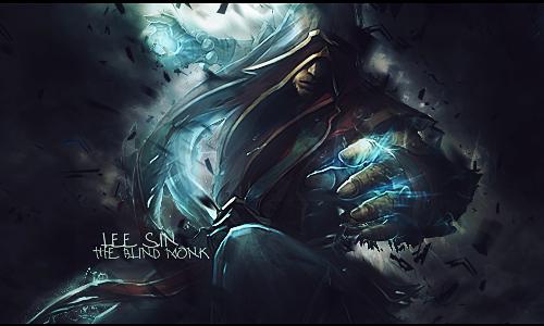 Lee Sin by Stealthy4u
