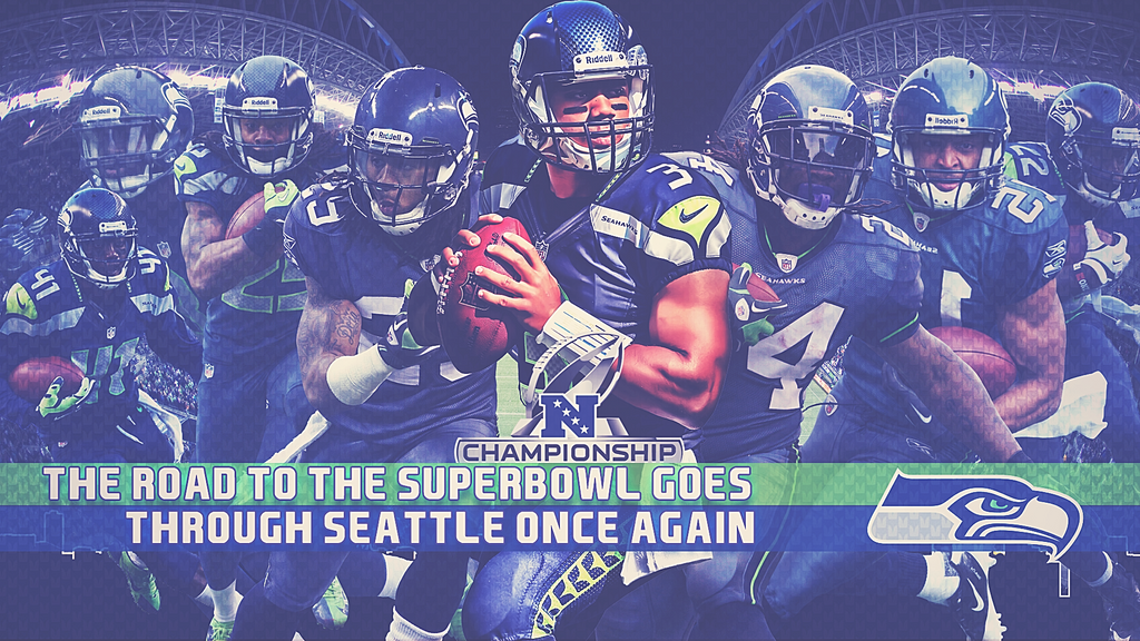 Seahawks Superbowl Road Wallpaper By Stealthy4u