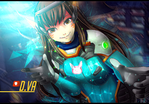 D Va by Stealthy4u