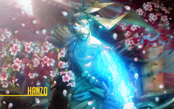 Hanzo Collab by Stealthy4u