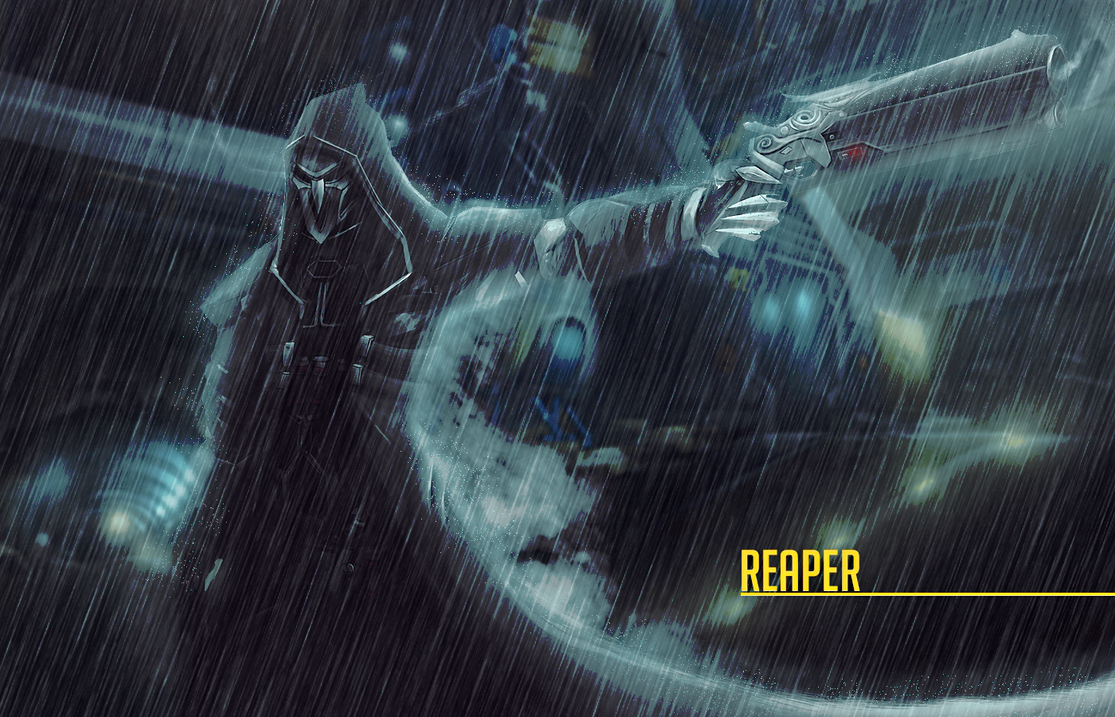 Reaper Collab by Stealthy4u