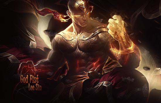 God Fist Lee Sin by Stealthy4u