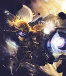 Ezreal Large Piece by Stealthy4u