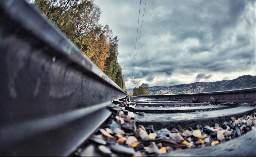 Railroad by assadbabil