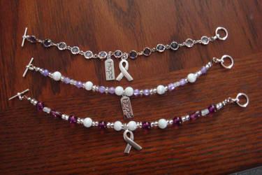 Hope Bracelets by laurenlorenz