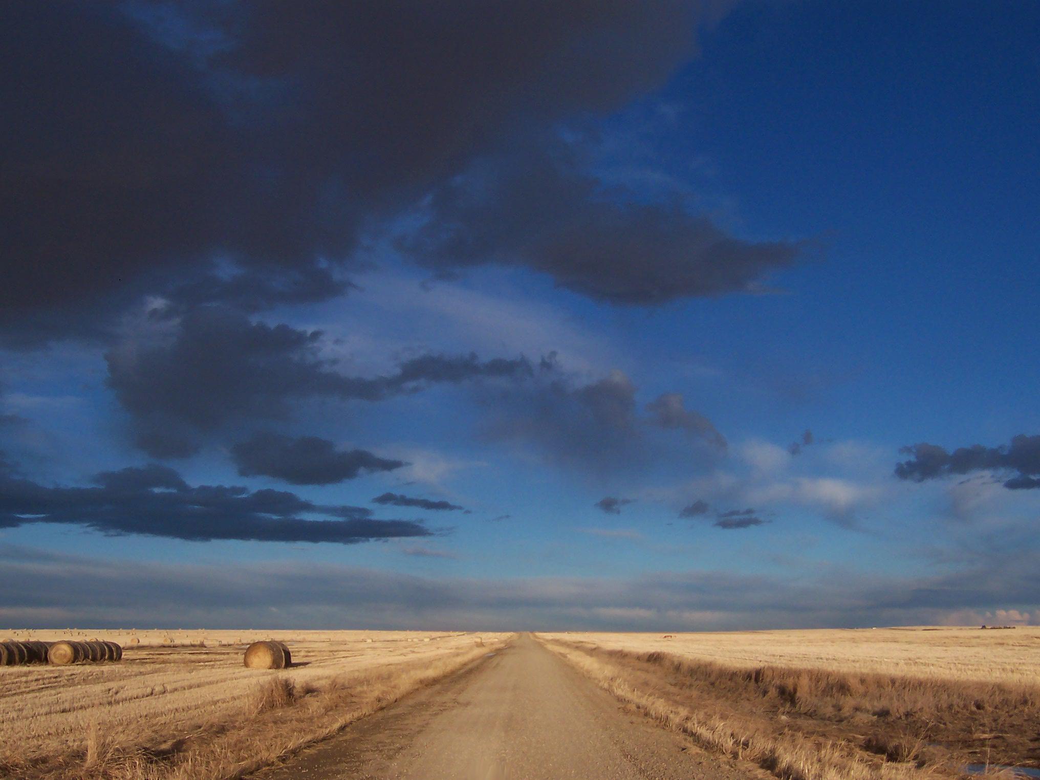 Road to Cobalt Skies