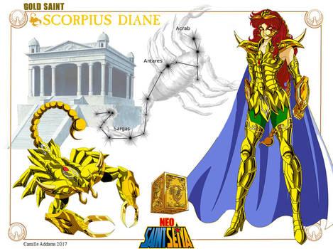 Scorpius Saint Diane