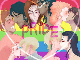 Take Pride in who you are!