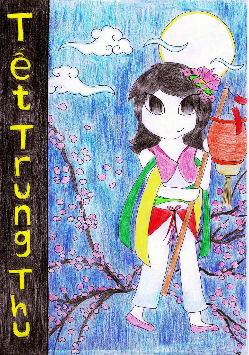 Moon Festival by catgirl140