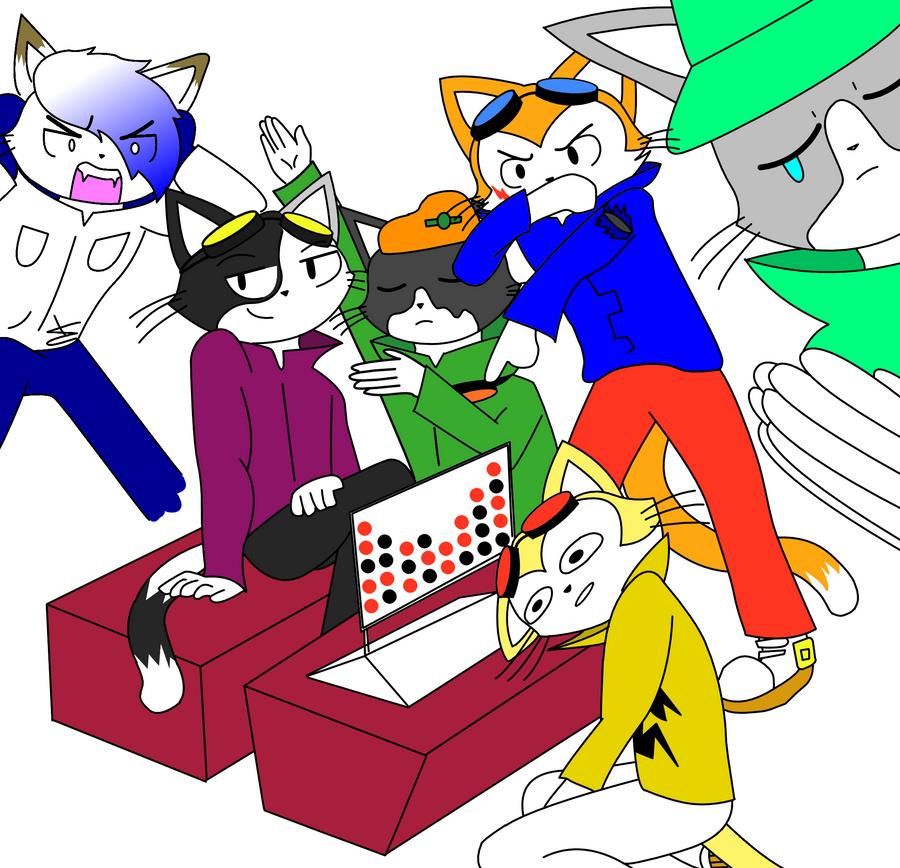 OOOOHHHHHHHH by catgirl140
