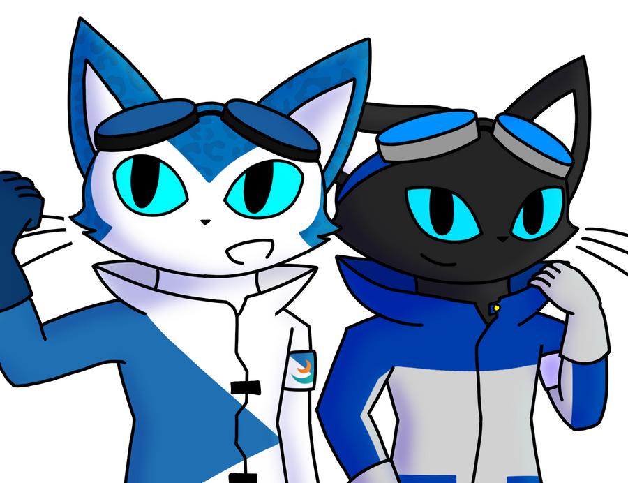 Blinx FCs - Set 2 by catgirl140