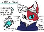 BLiNX x BNHA Shouto